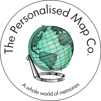 The Personalised Map Co